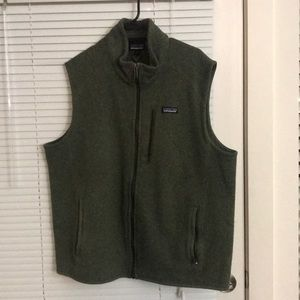 Forest Green Patagonia Vest